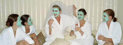 Pamper Party - Home Pampering: Hen Parties & Girls Nights In or a Full Pampering Day